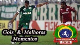 Chapecoense x Internacional - Gols & Melhores Momentos Brasileirão Serie A 2018 25ª Rodada