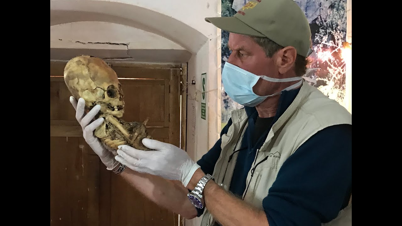 Enigmatic Ancient Sites And Mysterious Humanoid Remains South Of Cusco Peru