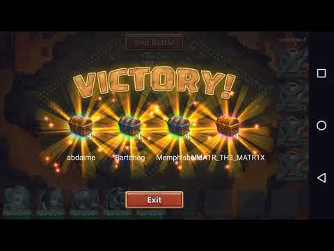 Castle Clash : Lava Isle 4 100% WIN RATE | SETUP |