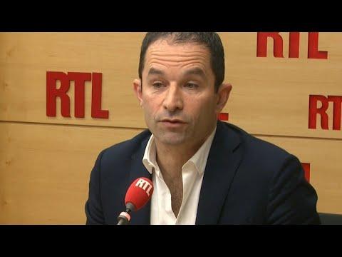 Benoît Hamon est l'invité de RTL