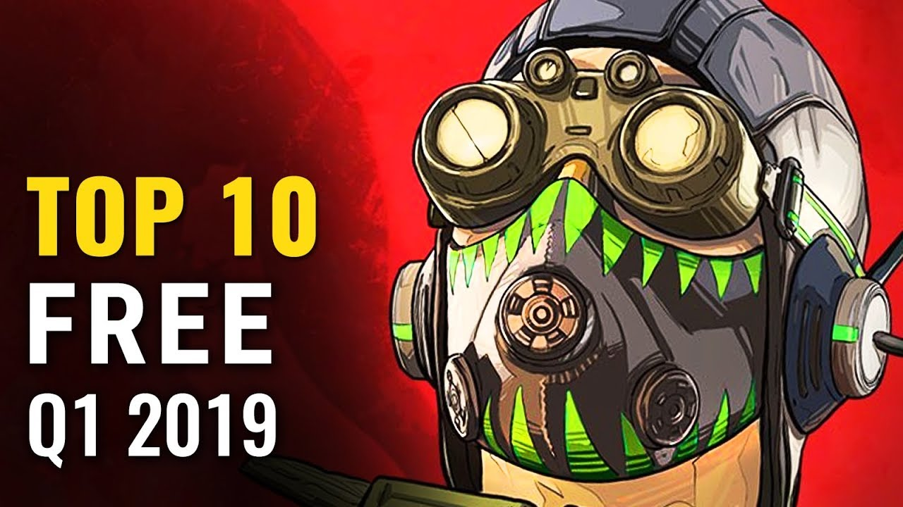 Top 10 Free Games Of 2019 So Far Pc Ps4 Xb1 Whatoplay