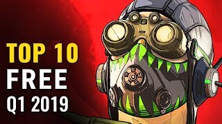 Top 10 FREE Games of 2019 So Far