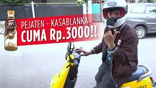 WOW!!! Ini Rasanya Nyobain Naik Sepeda Listrik Paling Murah Se-Indonesia!!!