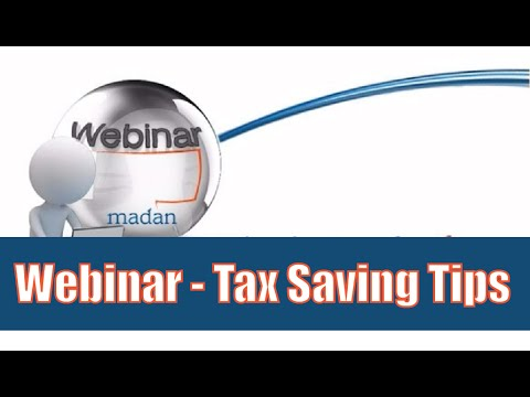 Top Tax Saving Strategies   Webinar