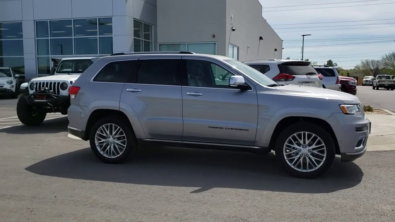 Jim Glover Tulsa >> 2018 Jeep Grand Cherokee Tulsa, Broken Arrow, Bixby
