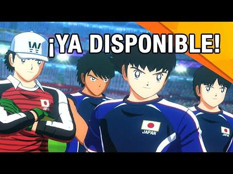 ¡CAPTAIN TSUBASA: RISE OF NEW CHAMPIONS POR FIN ESTÁ DISPONIBLE!