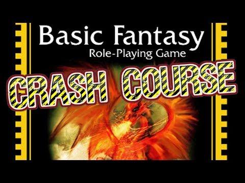 Basic Fantasy RPG Crash Course