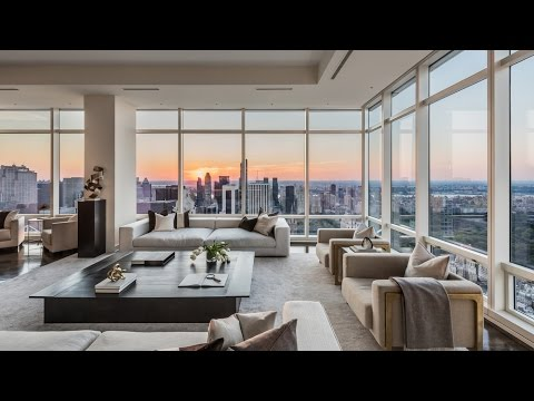Brown Harris Stevens Presents 151 East 58th Street Property Tour