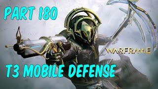 [PS4] WARFRAME - Tower 3 Mobile Defense & Frost Prime Gameplay! - Walkthrough - Part 180