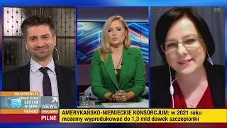 Polsat News: Debata Dnia 10.11.2020