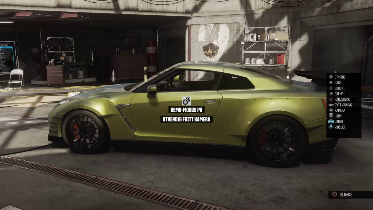 How to make tanner fox gtr in the crew youtube - Tanner fox gtr pictures ...