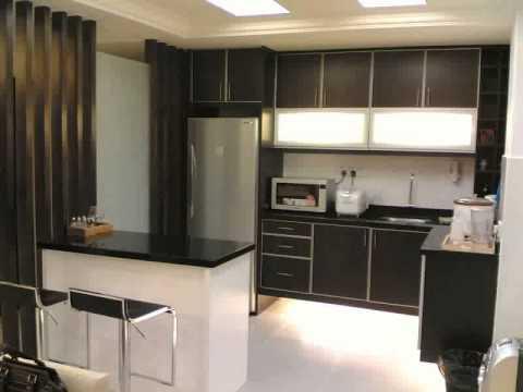 White Kitchen Interior Design 2015