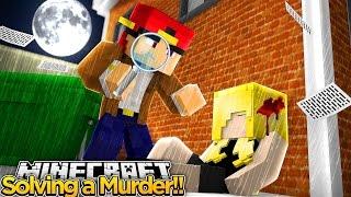 Minecraft Adventure Map - LITTLE ROPO SOLVES A MURDER!!!