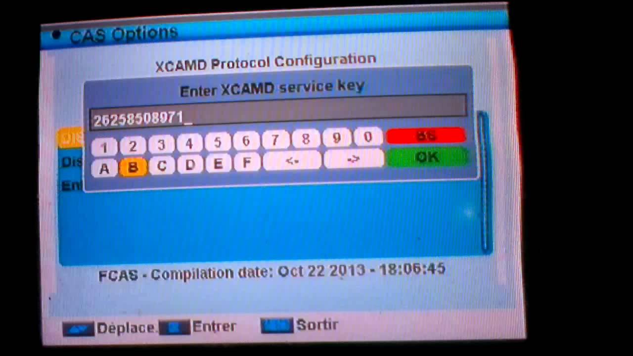 xcamd active code 2016
