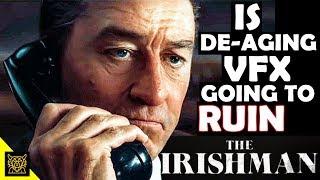 Is De-Aging VFX Going To Ruin The Irishman? #Scorsese #Trailer