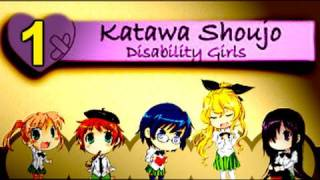 Katawa Shoujo (Disability Girls Part 1)