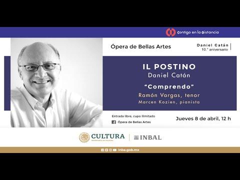 Comprendo / Compañía Nacional de Ópera / INBAL / México
