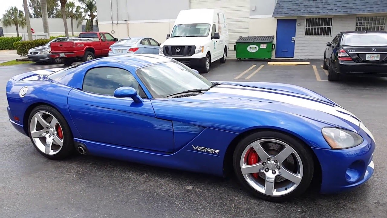 06 Viper 1st Edition For Sale On Ebay - YouTube