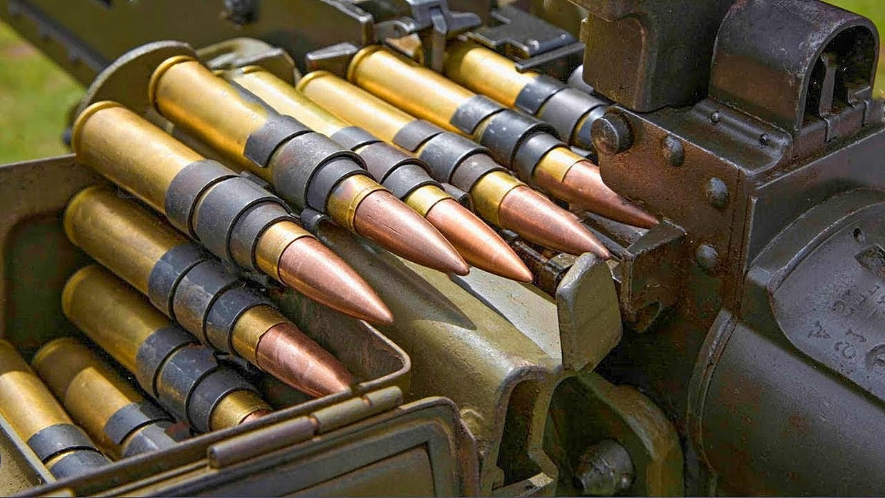 Incredible powerful bullet manufacturing process