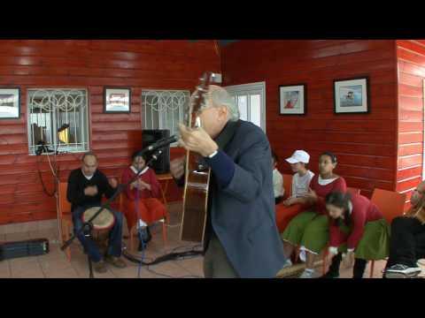 Folk Legend Peter Yarrow performs at the Shalva Center in Jerusalem