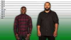 How tall is Kevin Hart? Real Height Revealed!