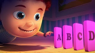 ABC Song | Nursery Rhymes For Kids And Babies