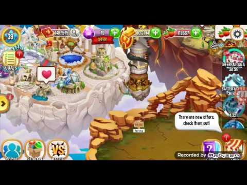 Dragon city #11 Promethium dragon !!!