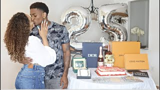 QUAN'S 25TH BIRTHDAY SURPRISE! *HE DIDN'T EXPECT THIS*