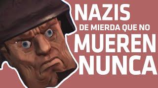 Nazis de mierda que NO MUEREN NUNCA