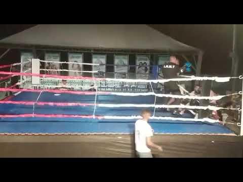 4 Round Denisson santos (DFT ) vs Ashyley Cafu