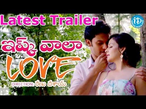 Ishq Wala Love Movie    Telugu Theatrical Trailer HD    Adinath Kothare   Sulagna Panigrahi