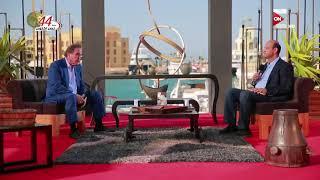 انتظرونا قريبا المخرج والسيناريست أوليفر ستون فى ضيافة عمرو اديب على شاشة  #ON_E  فى برنامج كل يوم