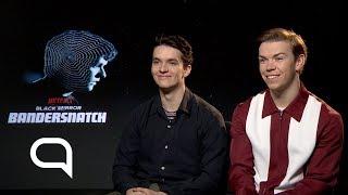 Black Mirror: Bandersnatch - Fionn Whitehead, Will Poulter & Charlie Brooker [ENTREVISTA]