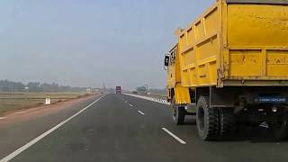 national highway 34 nh 34 newly constructed 4 laned baharampur farakka section west bengal