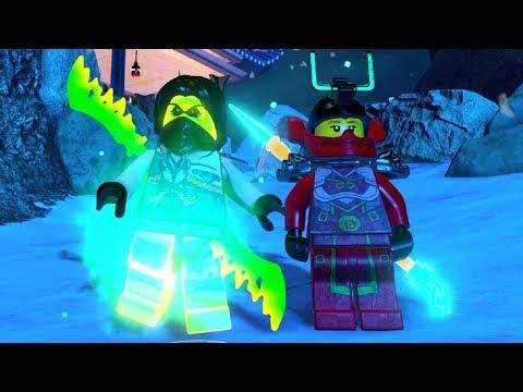The LEGO Ninjago Movie Videogame - Unclimbable Mountain ...