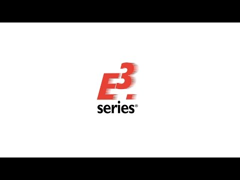 Part I: Database file format of E3