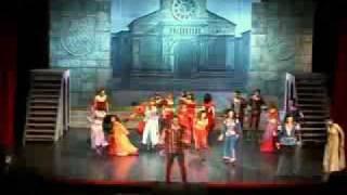 Театр Седьмое утро мюзикл Ромео и Джульетта