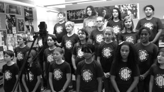 The Barton Hills Choir - 'Learn To Fly' by Foo Fighters