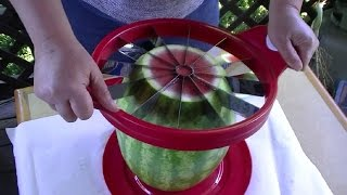 Gourmet Watermelon Slicer with Tomodachi Gadget