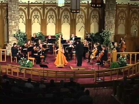 Boieldieu Harp Concerto with Elizabeth Hainen DePeters (complete)