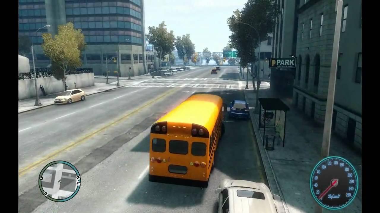 Car Simulator Games >> School Bus - YouTube
