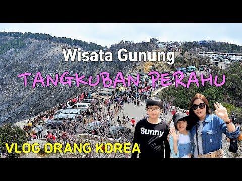 wisata-gunung-tangkuban-perahu-bandung---vlog-orang-korea-rekom-wisata-indonesia