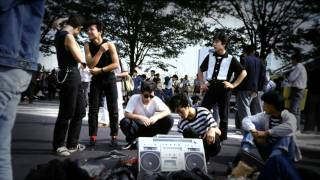 Red Bull BC One 2010 - Bronx to Tokyo - Breaking the Divide