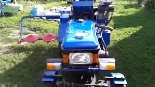 як зробити трактор з мотоблока своїми руками