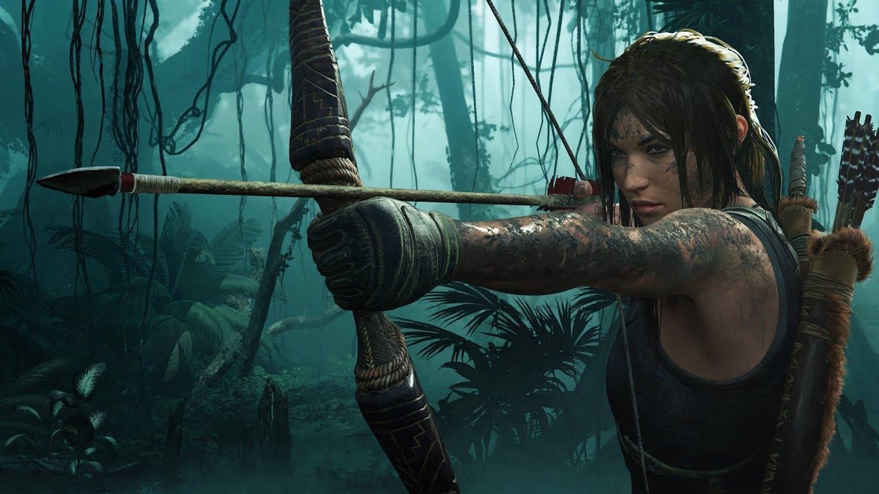 Shadow Of The Tomb Raider Launch Trailer Pegi Youtube