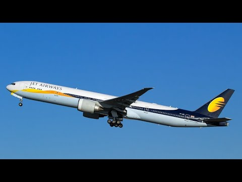 Jet Airways 9W119 London Heathrow to Mumbai Boeing-777 flight experience