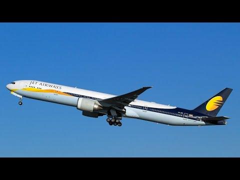 Jet Airways 9W119 London Heathrow To Mumbai Boeing-777 Flight Experience #goodbyejetairways