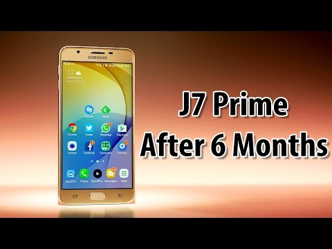 Samsung Galaxy J7 Prime Review - After 6 months!