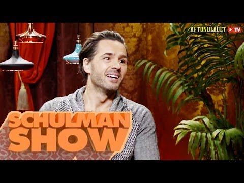 Peter Jöback i Schulman Show - Sista avsnittet någonsin!