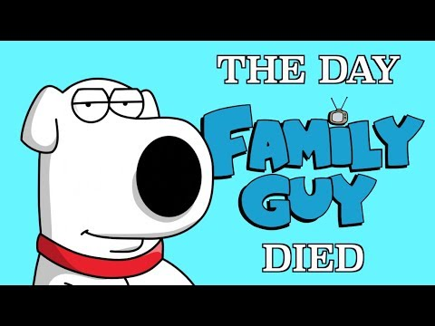 The Day Family Guy Died